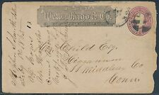 #U34 (THORP 92) WELLS FARGO COVER FRANK TYPE E ? TO CONN. CNL IS GOV CNL BR7959