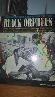 BLACK ORPHEUS soundtrack LP Antonio JOBIM & Luis BONFA 1963 Fontana MGF-27520 !!