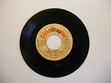 Claude King Don't Do Me Bad/It's Such A Perfect Day For Making Love 45 RPM VG+