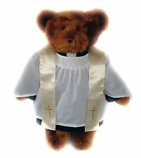 VICAR LINDON JOINTED TEDDY BEAR – 16INCH / 40CM TALL – ON OFFER AT ONLY £30.00