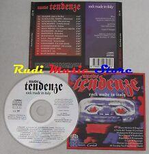 CD NUOVE TENDENZE ROCK MADE ITALY BANDA BARDO DORIAN GRAY no mc lp (C13**)