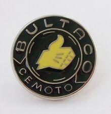 BULTACO ENAMEL LAPEL PIN BADGE