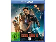 Iron Man 3 (Lenticular-Cover) (+ 2D-Version) [Blu-ray 3D] [Limited Edition] S