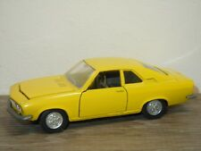 Opel Manta Coupe - Auto Pilen Spain 1:43 *35711