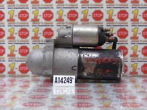 2003-2006 CHEVROLET EXPRESS 2500 6.0L ENGINE STARTER MOTOR 89017630 OEM