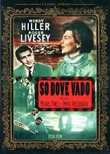 So Dove Vado (1945) DVD PSV6020 SINISTER FILM