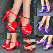 Unbranded Satin Special Occasion Shoes for Women