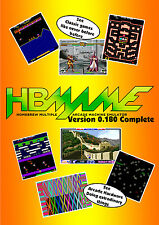 Hbmame 0.180 - Homebrew MAME per il PC