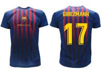 Maillot Griezmann 2019 Barcelona Antoine Officiel Barcelone Fcb 17 Petit Diable