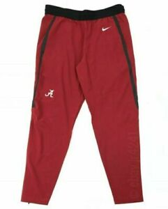 Nike Alabama Crimson Tide Woven Flex Pants 908376-613 Men's Size Large