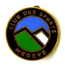 Spilla Club Des Sports Megeve Diametro cm 1,8