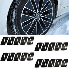 """18"""" 4 Wheel Carbon Decal Sticker for 2011 2013 Kia Optima K5"""