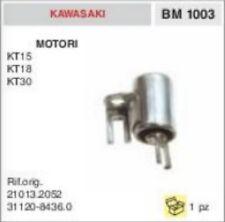 21013.1052 CONDENSATORE MOTORE KAWASAKI KT15 KT18 KT30 KT 15 18 30