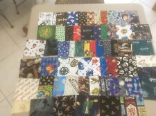 """Harry Potter I SPY DELUXE SET 60 DIFFERENT 5"""" cotton Charm squares FABRIC"""