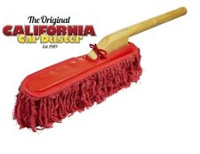California Car Duster CCD-Original Standard with Wooden Handle & Storage Bag