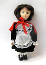 Vintage Collectable Porcelain Doll National Costume Welsh? Wales?