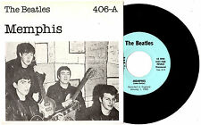 "THE BEATLES - MEMPHIS/LOVE OF THE LOVED - PROMO 7""45 VINYL RECORD WRAP SLV 1978"