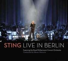 Live In Berlin (CD + DVD) - Sting DEUTSCHE GRAMMOPHON