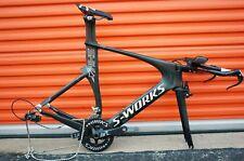 Specialized SWORKS Shiv Frameset - Carbon - Time Trial/triathlon - Medium