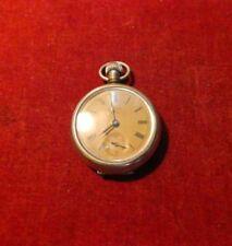 Ingersoll Rand Open Face Mechanical (Hand-winding) Pocket Watches