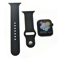X7 Smart Watch Series 5 44mm Bluetooth Call Heart rate monitor BLACK