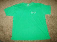 Britney Spears Femme Fatale 2011 Tour Roadie Local CREW ONLY T-Shirt Green XL