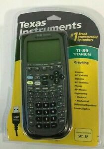Texas Instruments Ti-89 Titanium Graphing Calculator -new/ Other. FREE SHIPPING