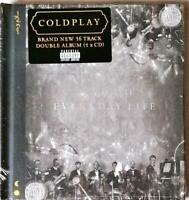 Coldplay Everyday Life Cd Sealed Sigillato Digibook