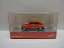 Herpa 022361-005 VW Käfer rot Volkswagen 1:87 Neu