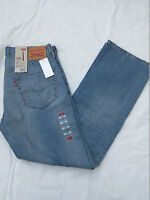 NWT MENS LEVIS 559 RELAXED STRAIGHT FIT JEANS $58 MEDIUM BLUE 00559-0363 #2