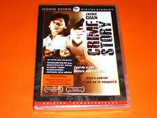 CRIME STORY / Historia de un crimen - Jackie Chan - Edición remasterizada - Prec