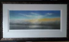 Framed Artist Proof 6/20,  Diffusion II. Graphite Signed Philip Gray.