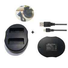 Battery Charger for Panasonic Lumix Camera DMC-TZ80 DMC-TZ81 DMC-TZ82 DMC-TZ85