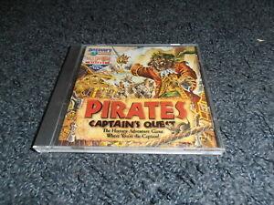 Pirates: Captain's Quest (PC, 1996)