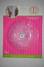 Locker Lookz LockerLookz Pink Flower Rhinestone Refrigerator Locker Magnet