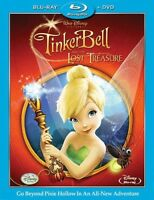 Tinker Bell and the Lost Treasure [New Blu-ray] With DVD, Widescreen, Ac-3/Dol
