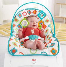 Infant Rocker Portable Swing Chair Toddler 00006000  Feeding Seat Baby Bouncer Sleeping