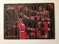 1994-95 Flair Scoring Kings DOMINIQUE WILKINS #10 Los Angeles Clippers