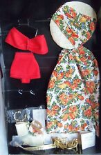 Gene doll outfit CRIMSON SUN by Mel Odom, Mint, loose in the box, no shipper