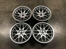 """18"""" BBS RC ARC 8 Style Wheels MASSIVE CONCAVE Hyper Silver BMW E90 E92 E93 M3"""