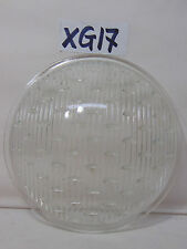 "Swimming Pool Product Pool Light  Used 7 1/2"" Glass Cover Clear Lamp"