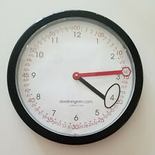 SilverLiningmm Teaching Hands Clock Children Learning Time Displays every minute