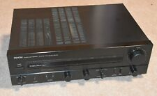 Denon Precision Audio PMA-520 2-Channel Integrated Stereo Amplifier - WORKS!