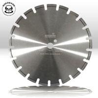 Diamant-Trennscheibe Diamantscheibe 500 mm Asphalt