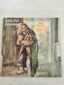 Jethro Tull Lp Vinile Aqualung / Chrysalis CHR 1044 mai ascoltato