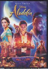 dvd Disney ALADDIN - THE MOVIE - IL FILM con Will Smith nuovo sigillato 2019