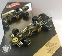 Quartzo 1/43 Scale - Q4069 LOTUS 72E R.PETERSON MONACO GP 1974