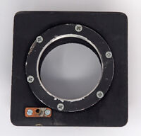 Deardorff 4x5/5x7 Lens Board With Mount For Shutter & Copal #3 Flange