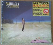 IVAN FERREIRO - PICNIC EXTRATERRESTRE CD + DVD CONCIERTO - POP ROCK LOS PIRATAS