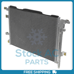 NEW A/C Condenser fits Volvo S60, S80, V70, XC70 - 2005 to 2009 - OE# 312672009